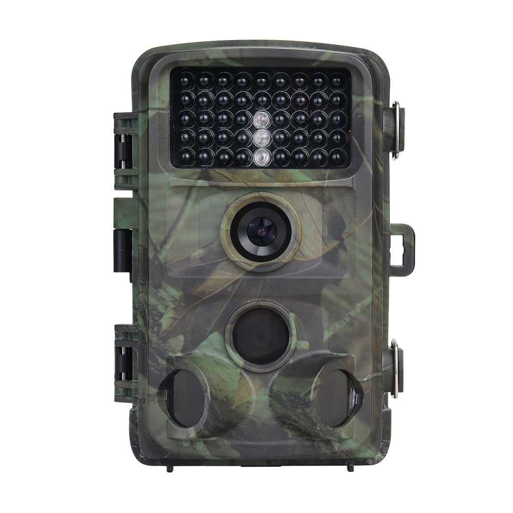 Nicam Trail Camera 1080P Hunting Game Camera 12MP With with night vision 32G SD Card Infrared Night Vision 2.4inches TFT LCD Screen, 120°PIR, 45pcs IR LEDs IP56 Waterproof